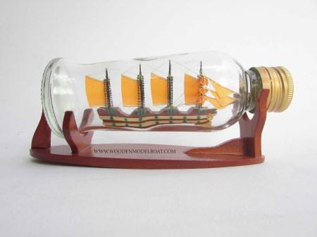 Ship In Bottles