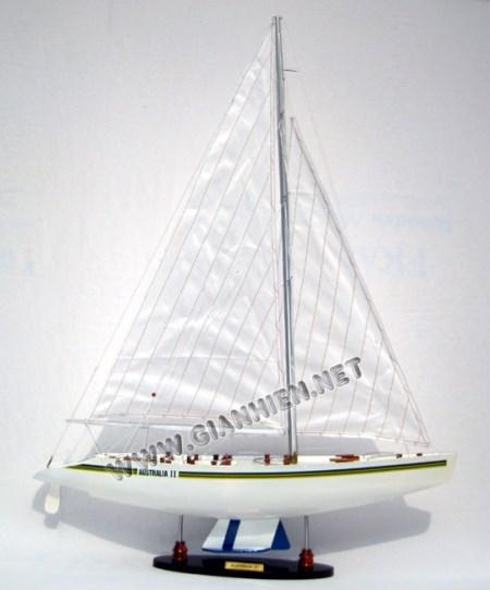 Australia II Boat Model