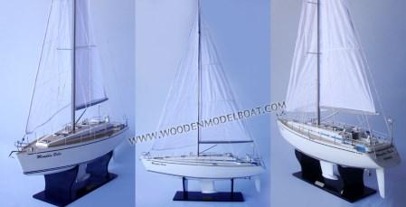 Nautor Swan Boat Model