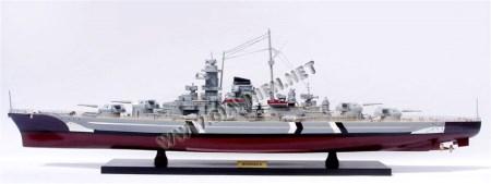 Bismarck Ship Model