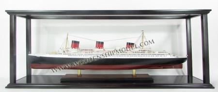 Cruise Ship Display Case