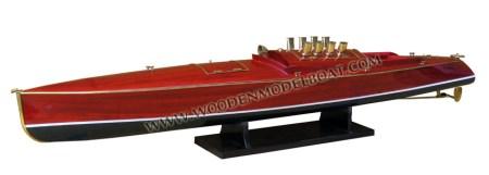Dixie Boat Model