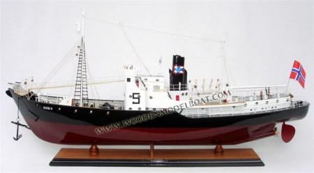 Gos V Boat Model