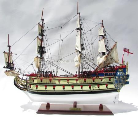 La Licorne Ship Model