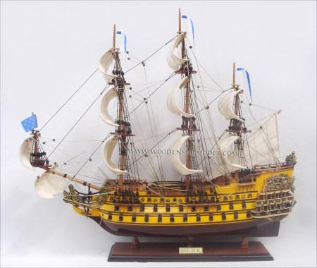 Soleil Royal Ship Model