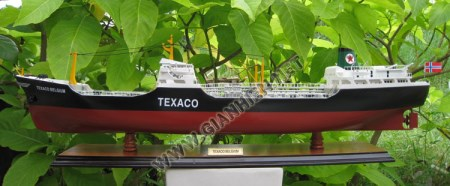 Texaco Ship Model