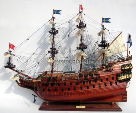 Wasa Ship Model