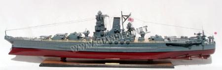 Yamato Ship Model