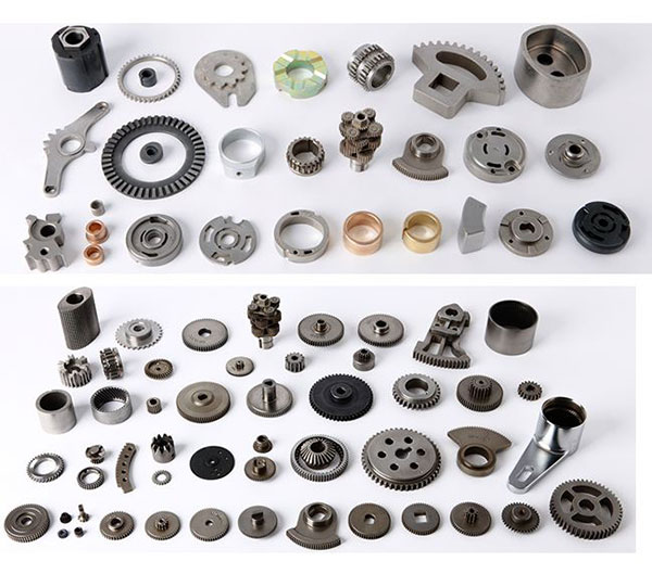 Sintering Products