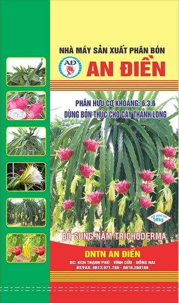 Specialty fertilizer for Dragonfruit