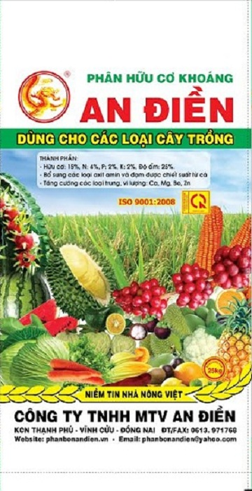 Organo-mineral fertilizers