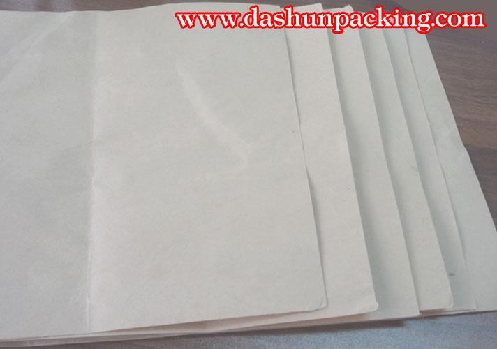 Food packaging paper, industrial