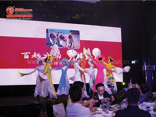 Organizing China event