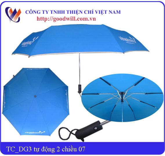 Automatic hand umbrella