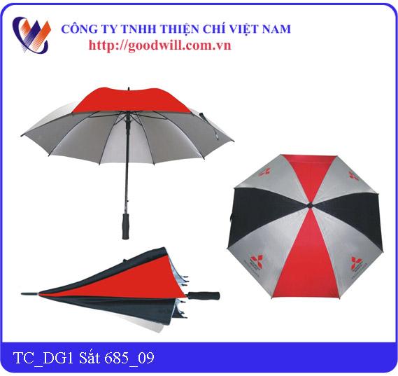 Iron hand umbrella