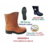 Safety footwears