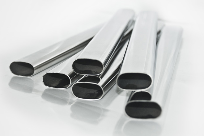 Square stainless tube