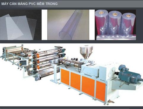 PVC Lamination machine