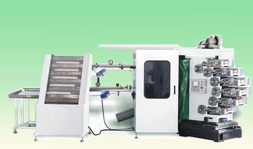 Plastic cup printer machine