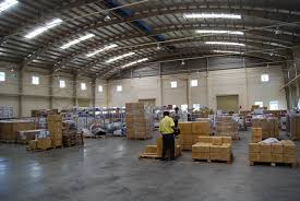 Warehouses services