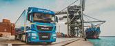 Integrated logistics service
