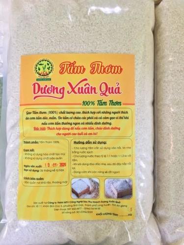 Duong Xuan Qua Milk Rice