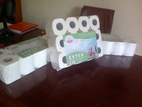 Huong Quynh paper product