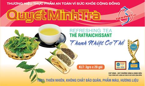 Quyet Minh tea