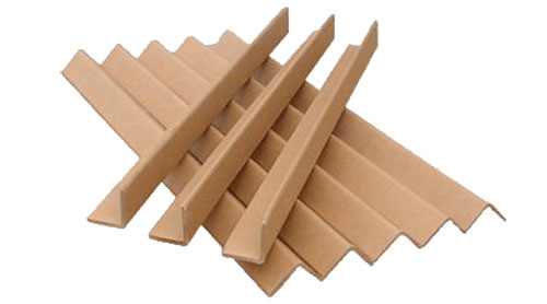 V-shaped paper angle board