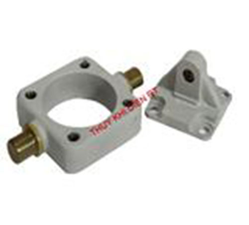 Mounting cylinder