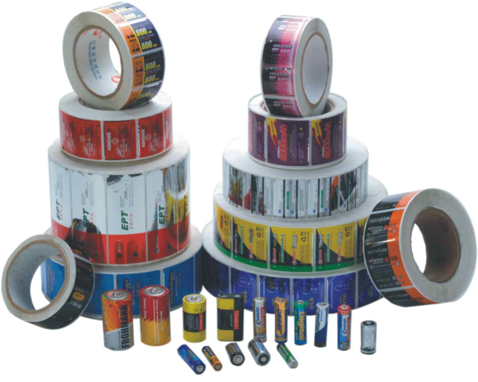 Design and print labels