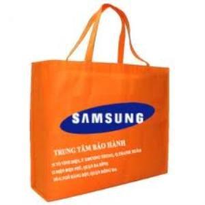 Promotional fabric bag