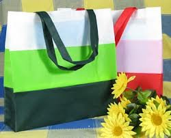 Fabric bags for export