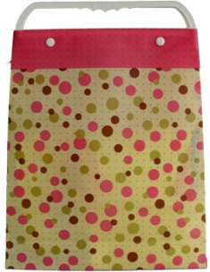 Laminated fabric bag
