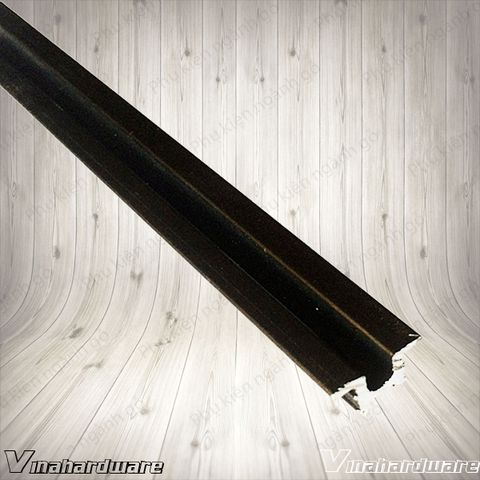 Aluminum sliding rail