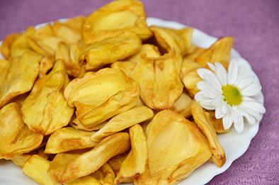 Dried jackfruit