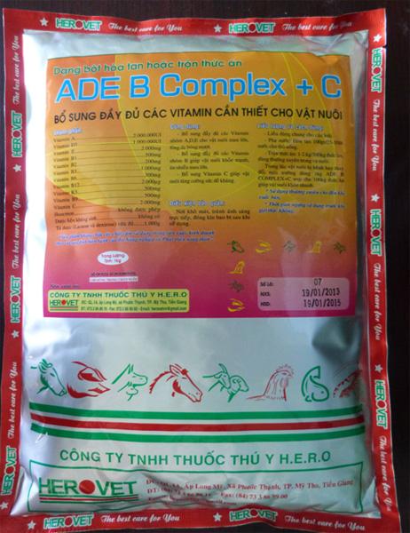 ADE-B-complex