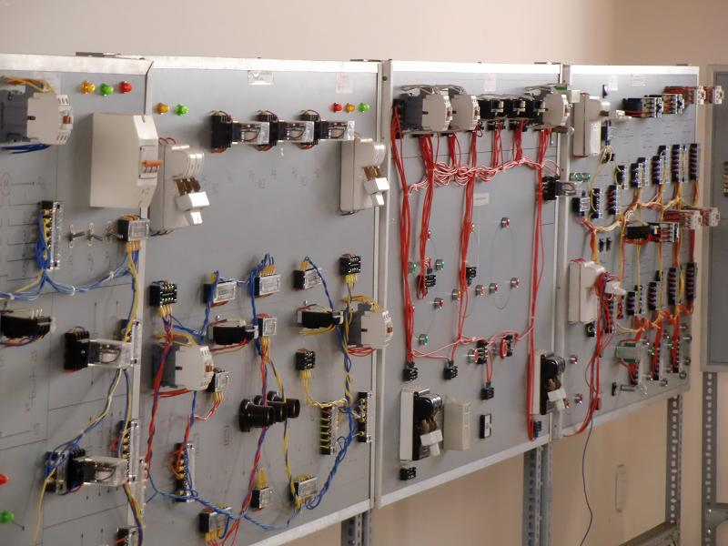 Industrial Electric system