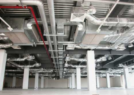 Industrial Refrigeration system