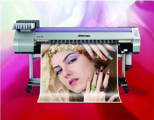 Digital heat-transfered printing