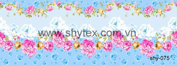 Printed fabric