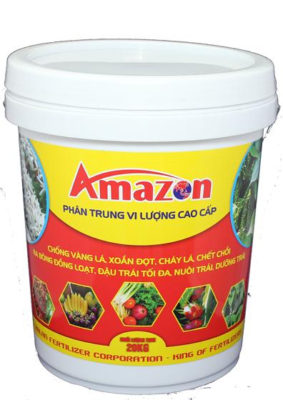 Amazon fertilizer