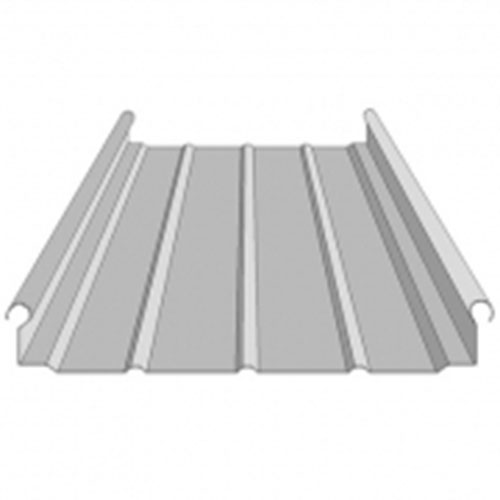 Bluescope Zip Dek iron sheet