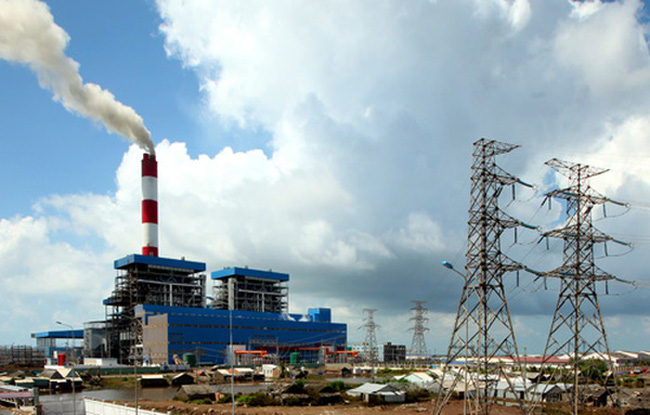 Thermal power works construction