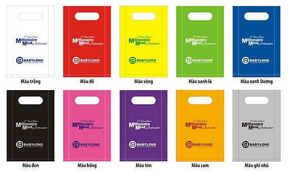 Plastic packaging printing