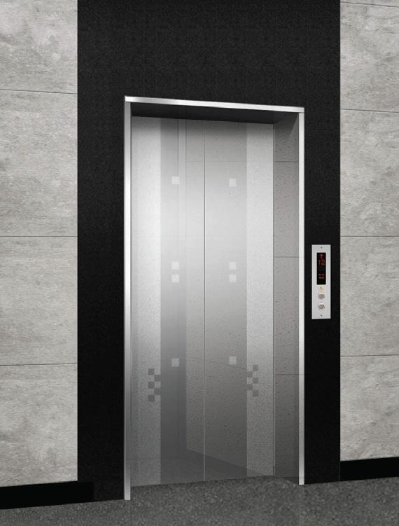 Floor door