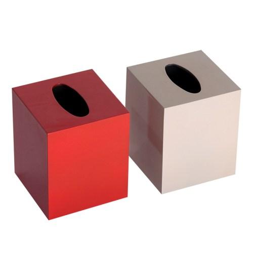 Lacquer paper box