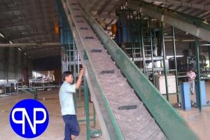 Rubber conveyor