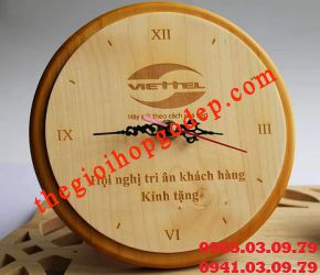 Wooden decorative products