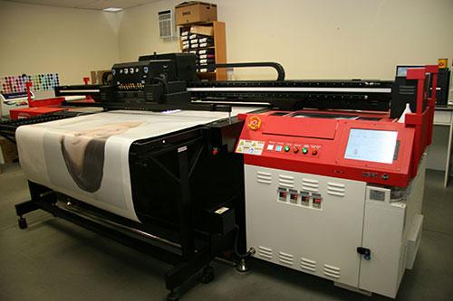 All material printing